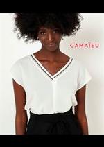 Catalogues et collections Camaieu : Collection T-Shirts & Chemises