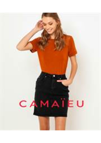 Prospectus Camaieu AULNAY-SOUS-BOIS : Les Jupes et Shorts