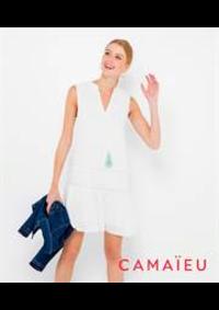 Prospectus Camaieu ATHIS-MONS : Collection Robes