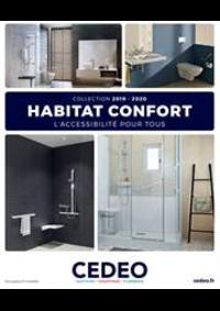 Prospectus CEDEO HALLE DE PANTIN : Habitat Confort