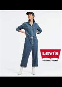 Prospectus Levi's Store Pairs Italie : Nouveautés / Femme