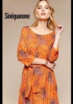 Prospectus Sinequanone : Robe & Combinaisons