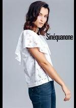 Prospectus Sinequanone : Chemises Femme