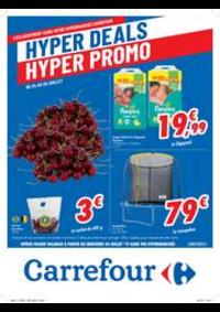 Prospectus Carrefour NINOVE : Hyper deals Hyper promo