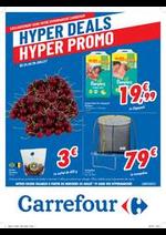 Prospectus Carrefour : Hyper deals Hyper promo