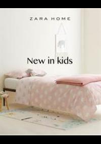 Prospectus ZARA HOME PARIS : New in kids