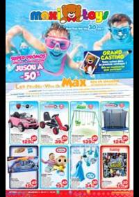 Prospectus Maxi Toys Bouge  : Super Promos