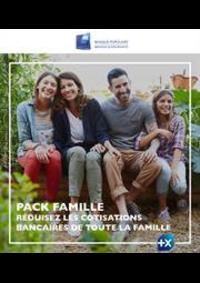 Prospectus Banque Populaire FONTENAY SOUS BOIS : Catalogue Banque Populaire