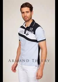 Prospectus Armand Thiery ARCUEIL : Polos Hommes