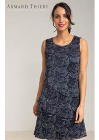 Prospectus Armand Thiery VALENCIENNES : Collection Robe