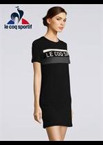 Catalogues et collections Le Coq Sportif : Collection Femme