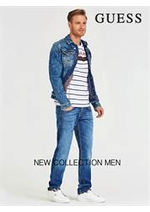 Prospectus Guess : New Collection Men