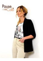 Prospectus Pause Cafe : Collection Femme