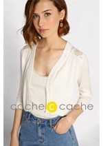 Prospectus Cache Cache : Collection Gilet Femme