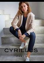 Prospectus Cyrillus : Veste Femme