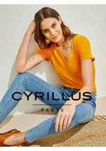 Prospectus Cyrillus : T-Shirt Femme
