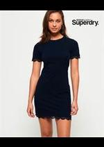 Prospectus Superdry : Nouvelle Collection / Femme