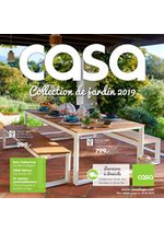 Prospectus Casa : Collection de jardin 2019-LX