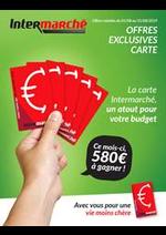 Jeux concours Intermarché : Offres Exclusives
