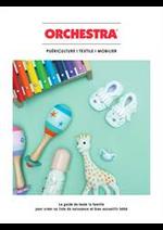 Prospectus Orchestra : Catalogue puériculture - Orchestra 2019