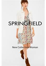 Catalogues et collections Springfield : New Collection Woman