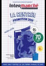 Prospectus Intermarché Super : La rentrée promotion 2019