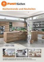 Prospectus Fust : Küchenprospekt - Kurz und prägnant
