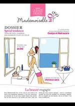 Prospectus Mademoiselle bio : DOSSIER Spécial tendances