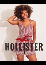 Prospectus Hollister : Combinaison Femme