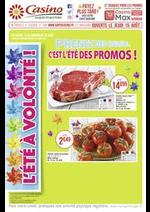 Prospectus Supermarchés Casino : Catalogue Casino Supermarchés