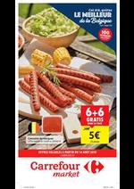 Prospectus Carrefour Drive : Offres valables a partir du 14 aout