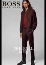 Prospectus Hugo Boss : Pre-Fall Men