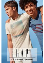 Catalogues et collections Gap : Été 2019 Collection Homme