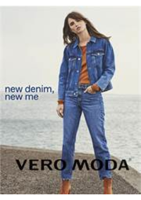 Catalogues et collections Vero Moda Anderlecht : New denim New Me