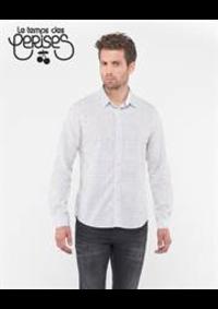 Catalogues et collections Le temps des cerises Créteil : Chemises Homme