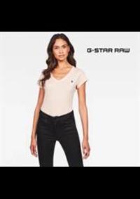 Prospectus G-Star Paris : Bestsellers / Femme