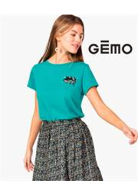Prospectus Gemo LEERS : Collection Tops & T-Shirts
