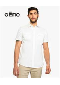 Prospectus Gemo LEERS : Collection Chemises / Homme