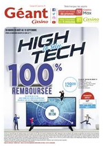 Promos et remises  : La selec' High Tech