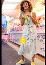 Prospectus Cache Cache : Robe Femme