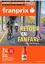 Promos et remises Franprix : Retour en fanfare