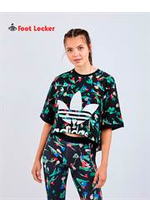 Catalogues et collections Foot Locker : Collection T-Shirts  Femme