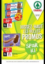 Promos et remises Spar : Hissez-Haut Les belles promos