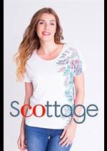 Catalogues et collections SCOTTAGE : T-Shirt Femme