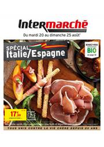 Prospectus Intermarché Super : Spécial Italie / Espagne