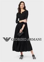 Catalogues et collections Armani : Women's Dresses