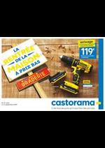 Prospectus Castorama : La rentrée de la maison à prix bas