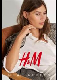 Catalogues et collections H&M Paris 120 rue de Rivoli : New Jackets