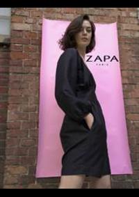 Prospectus Zapa Paris Le Marais : Robe Femme