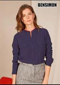 Prospectus Bensimon Paris : Tops & Chemises